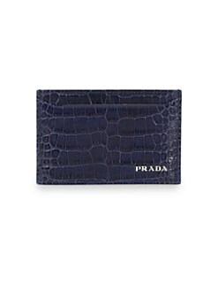 Prada - Credit Card Case