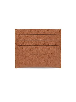Longchamp - VF Slim Credit Card Holder
