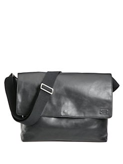 Jack Spade - Mill Leather Field Messenger Bag