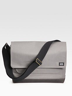 Jack Spade - Work Twill Haversack Messenger