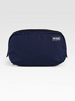 Jack Spade - Nylon Canvas Traditional Toiletries Bag