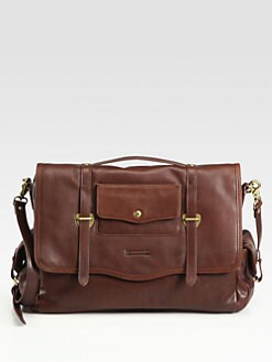 Ben Minkoff - Leather Nikki Messenger Bag