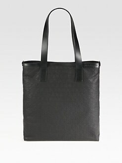 Salvatore Ferragamo - Cotton Tote Bag