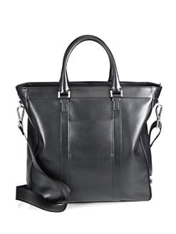 Salvatore Ferragamo - Los Angeles Leather Tote Bag