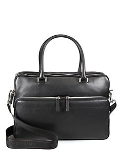 Salvatore Ferragamo - Los Angeles Leather Briefcase