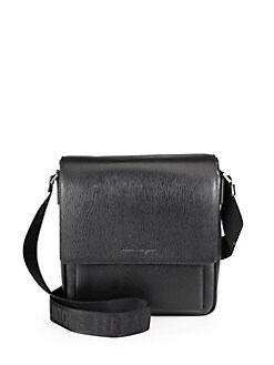 Salvatore Ferragamo - Revival Crossbody Messenger Bag