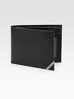 Salvatore Ferragamo - Leather Bifold Wallet
