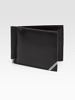 Salvatore Ferragamo - Money Clip Wallet