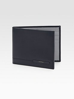 Salvatore Ferragamo - Giacomo Leather Wallet