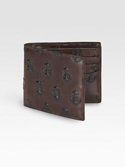 Jack Spade - Anchor-Embossed Wallet
