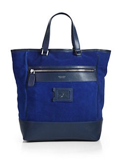DSQUARED - Dean Velour Shopper