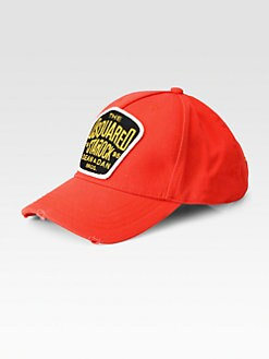 DSQUARED - Starock Baseball Cap