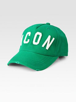 DSQUARED - Icon Baseball Cap