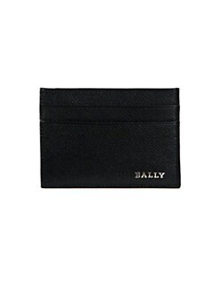 Bally - Leather Card Case