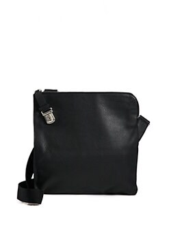 Bally - Leather Shoulder Bag