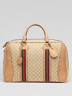 Gucci - Original GG Top-Handle Suitcase