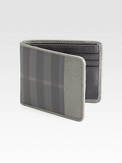 Burberry - Small Check Billfold