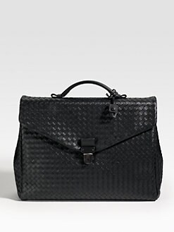 Bottega Veneta - Leather Briefcase