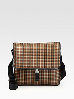 Prada - Pattina Messenger Bag
