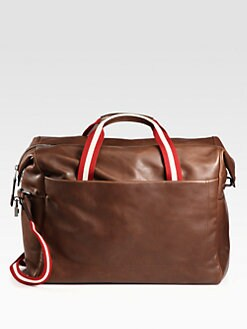 Bally - Leather Duffel