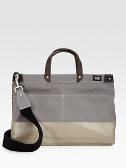Jack Spade - Canvas Dipped York Brief
