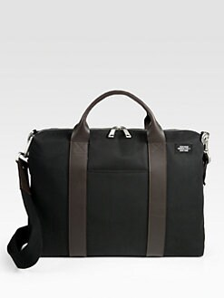 Jack Spade - Davis Waxed Cotton Briefcase