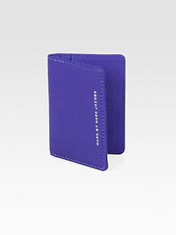 Marc by Marc Jacobs - Folded Commuter Wallet