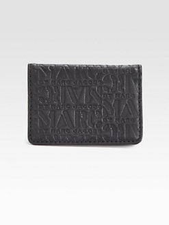 Marc by Marc Jacobs - Folded Credit Card Holder