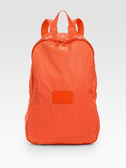 Marc by Marc Jacobs - Coated Packable Backpack