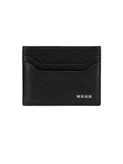 Tod's - Leather Card Holder