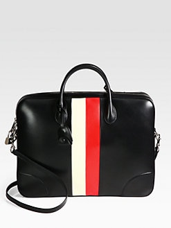 Gucci - Leather Briefcase