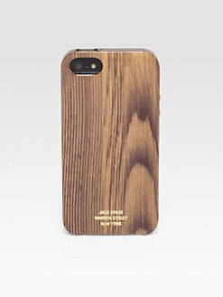 Jack Spade - Woody Hard-Shell Case for iPhone 5