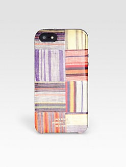 Jack Spade - Patchwork Case for iPhone 5