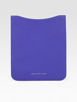 Marc by Marc Jacobs - Leather Tablet Sleeve