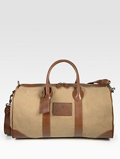 Ralph Lauren - Deerfield Canvas Duffel
