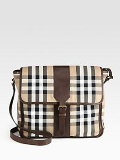Burberry - Salford Messenger Bag