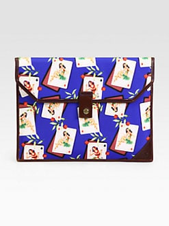 Robert Graham - Preston Printed iPad Case