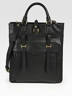 Ben Minkoff - Gregger Vertical Leather Tote