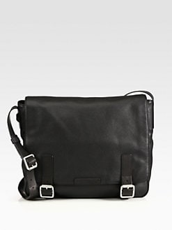 Marc by Marc Jacobs - Simple Leather Messenger Bag