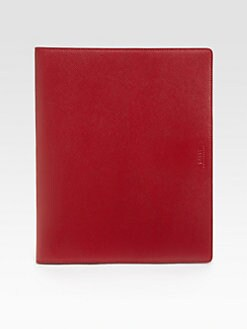 Bally - Leather iPad Cover