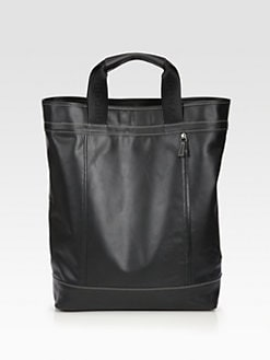 Longchamp - Cavalier Leather Logo Tote