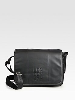 Longchamp - Cavalier Small Leather Messenger
