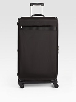 Longchamp - Surf Nylon Large Rolling Suitcase