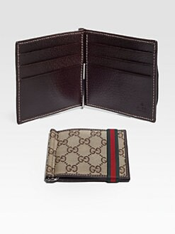 Gucci - Money Clip Wallet