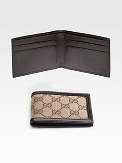 Gucci - Mini Bi-Fold Wallet
