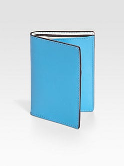 Jack Spade - Wesson Leather Vertical Flap Wallet