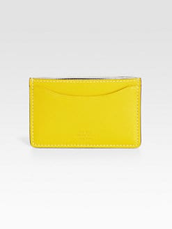 Jack Spade - Wesson Leather Credit Card Holder