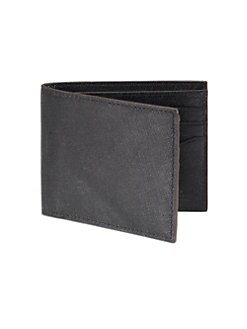 Jack Spade - Wesson Leather Bill Holder
