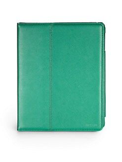 Jack Spade - Wesson Leather Hardcover Stand Tablet Case