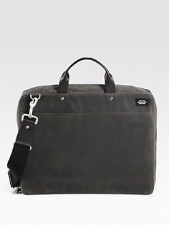 Jack Spade - Waxed Cotton Briefcase